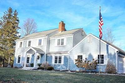 Columbia County Single Family Home For Sale: 7 Timberee La