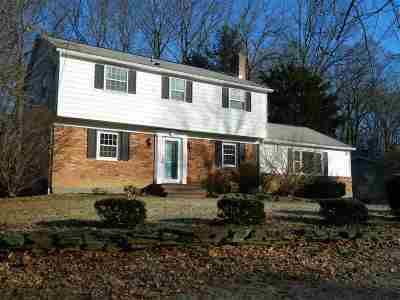 Clifton Park Single Family Home For Sale: 28 Hearthside Dr