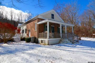 Glenville Single Family Home For Sale: 1065 Sacandaga Rd