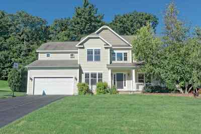 Saratoga County Single Family Home New: 24 Knollwood Dr