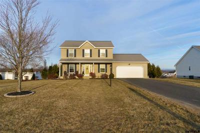 Saratoga County Single Family Home New: 47 Timothy Way