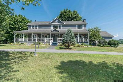 Columbia County Single Family Home For Sale: 16 Genovese Rd