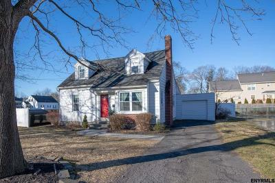 Albany Single Family Home New: 25 Wood Ter