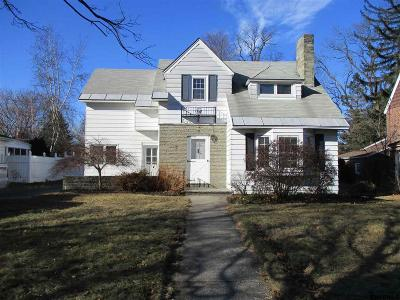 Albany Single Family Home New: 200 Lenox Av