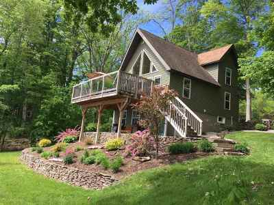 Ticonderoga Single Family Home For Sale: 158 Kirby Pt