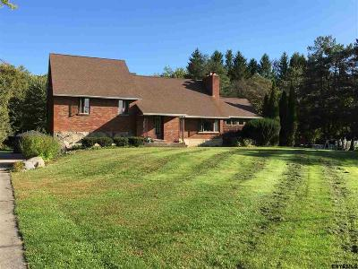 Saratoga County Single Family Home New: 147 Ashdown Rd