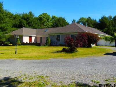 Guilderland Single Family Home For Sale: 6990 State Route 158