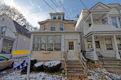 Albany Single Family Home For Sale: 34 Marshall St