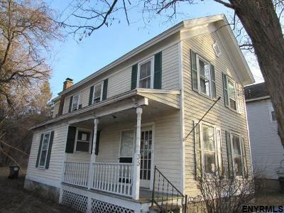 Rensselaer County Single Family Home New: 35 Church St