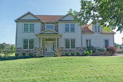 Clifton Park Single Family Home For Sale: 2 Pond View Dr