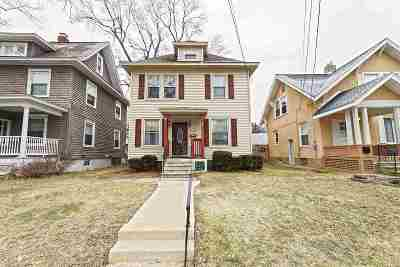 Schenectady Single Family Home New: 610 Bedford Rd