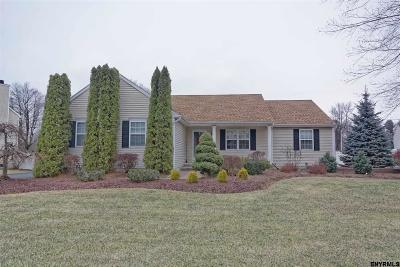 Colonie Single Family Home For Sale: 9 Kings Mill Ct