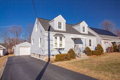 Colonie Single Family Home New: 13 Smith Av