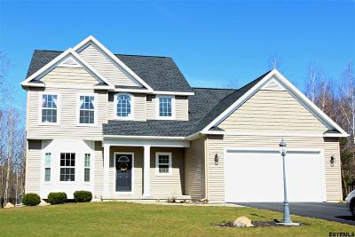 Schenectady County Single Family Home For Sale: Giffords Church Rd
