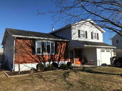 Rensselaer County Single Family Home New: 5 Adare Rd
