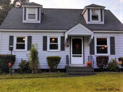 Colonie Single Family Home For Sale: 24 Killean Pk