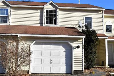 Saratoga County Single Family Home For Sale: 615 Elk Cir