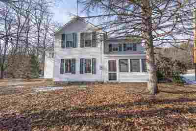Saratoga County Single Family Home For Sale: 475 Middle Grove Rd