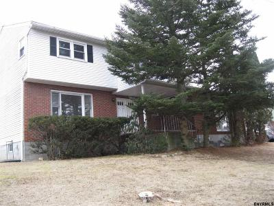 Albany Single Family Home New: 28 Tallmadge Av