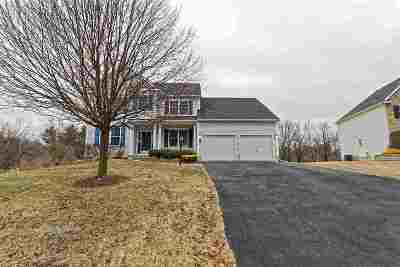 Single Family Home Active-Under Contract: 19 Charterpoint Rd