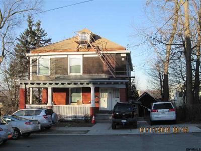 Troy Multi Family Home For Sale: 2151 12th St