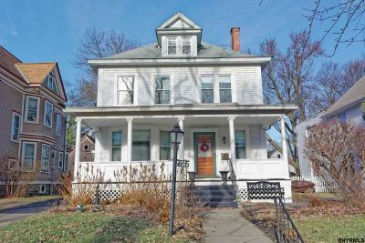 Schenectady Single Family Home For Sale: 1049 Ardsley Rd