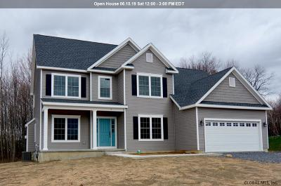 Saratoga County Single Family Home For Sale: 8 Red Barn Dr