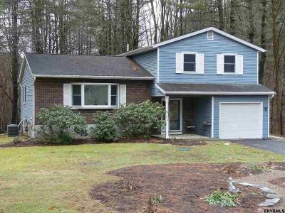 Wilton Single Family Home For Sale: 37 Palmer Ter