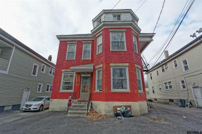 Schenectady Multi Family Home New: 4 Columbia St