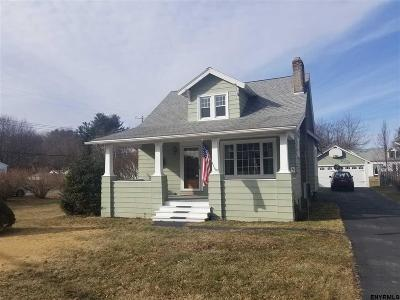 Rensselaer County Single Family Home New: 14 West Sand Lake Rd