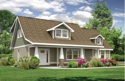Saratoga County Single Family Home New: 0a Jockey St