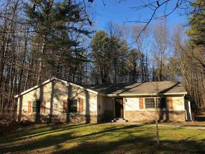 Wilton Single Family Home For Sale: 332 Duncan Rd