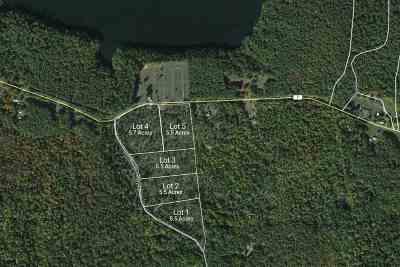 Benson, Broadalbin, Day, Edinburg, Hadley, Hope, Mayfield, Mayfield Tov, Northampton Tov, Northville, Providence Residential Lots & Land For Sale: Lot 3 South Shore Rd