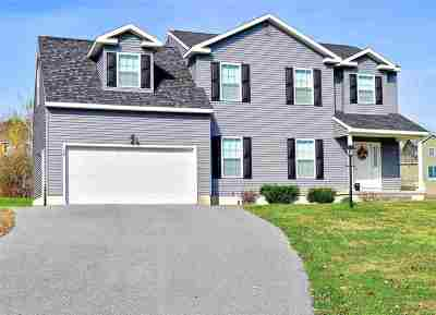 Mechanicville, Stillwater Single Family Home For Sale: 34 Morgan Ct