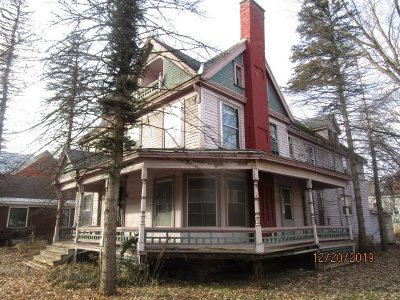 Fort Plain Single Family Home For Sale: 98 Main St
