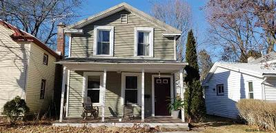 Saratoga County Single Family Home New: 45 Pearl St
