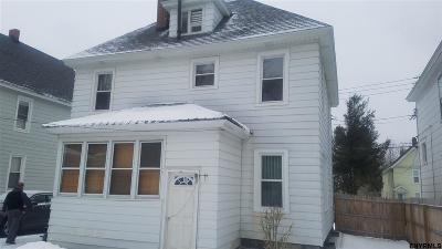 Gloversville Single Family Home For Sale: 66 6th Av