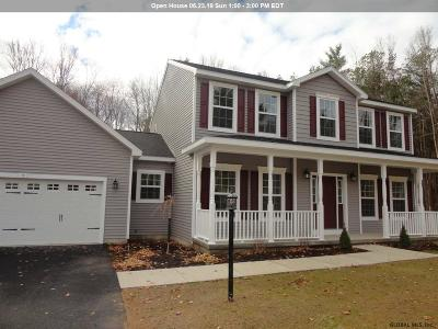 Rensselaer County Single Family Home New: 3932 Ny 150