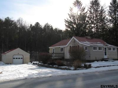 Saratoga County Single Family Home New: 12 Russell Rd