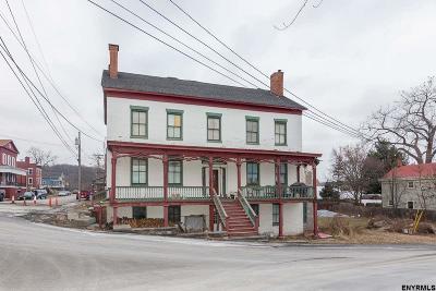 Albany County Single Family Home New: 14 Dock St