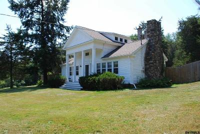 Columbia County Single Family Home New: 2335 County Route 21