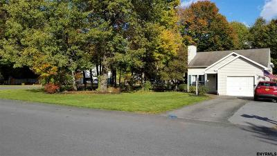 Saratoga County Single Family Home New: 53 Skylark Dr