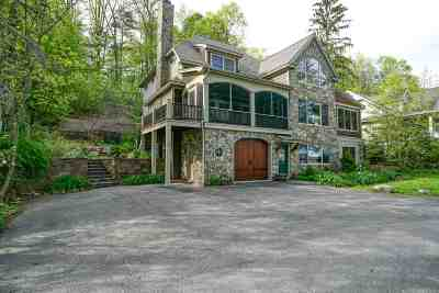 Albany County, Saratoga County, Schenectady County, Warren County, Washington County Single Family Home For Sale: 11 Manning Cove Rd