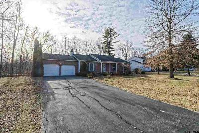 Clifton Park Single Family Home For Sale: 4 Queensbury Ct