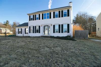 Ballston Spa Single Family Home For Sale: 716 Adams Cir