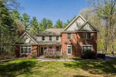 Saratoga Springs Single Family Home For Sale: 3 Saddle Brook Dr