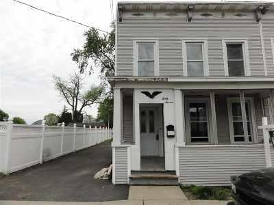 Rensselaer Single Family Home For Sale: 47 Chestnut St