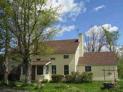 Schoharie County Single Family Home For Sale: 709 South Gilboa Rd