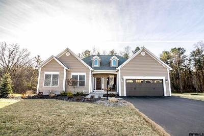 Guilderland Single Family Home For Sale: 229 Woodsfield Dr