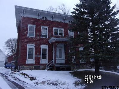 Johnstown Multi Family Home Back On Market: 10 W Montgomery St
